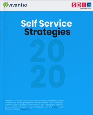 Self Service Strategies Cover